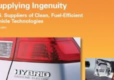 U.S. Suppliers of Clean, Fuel-Efficient Vehicle Technologies