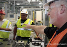 How smart standards create jobs: Shuttered Indiana plant gets new life as Chrysler moves to boost fuel economy