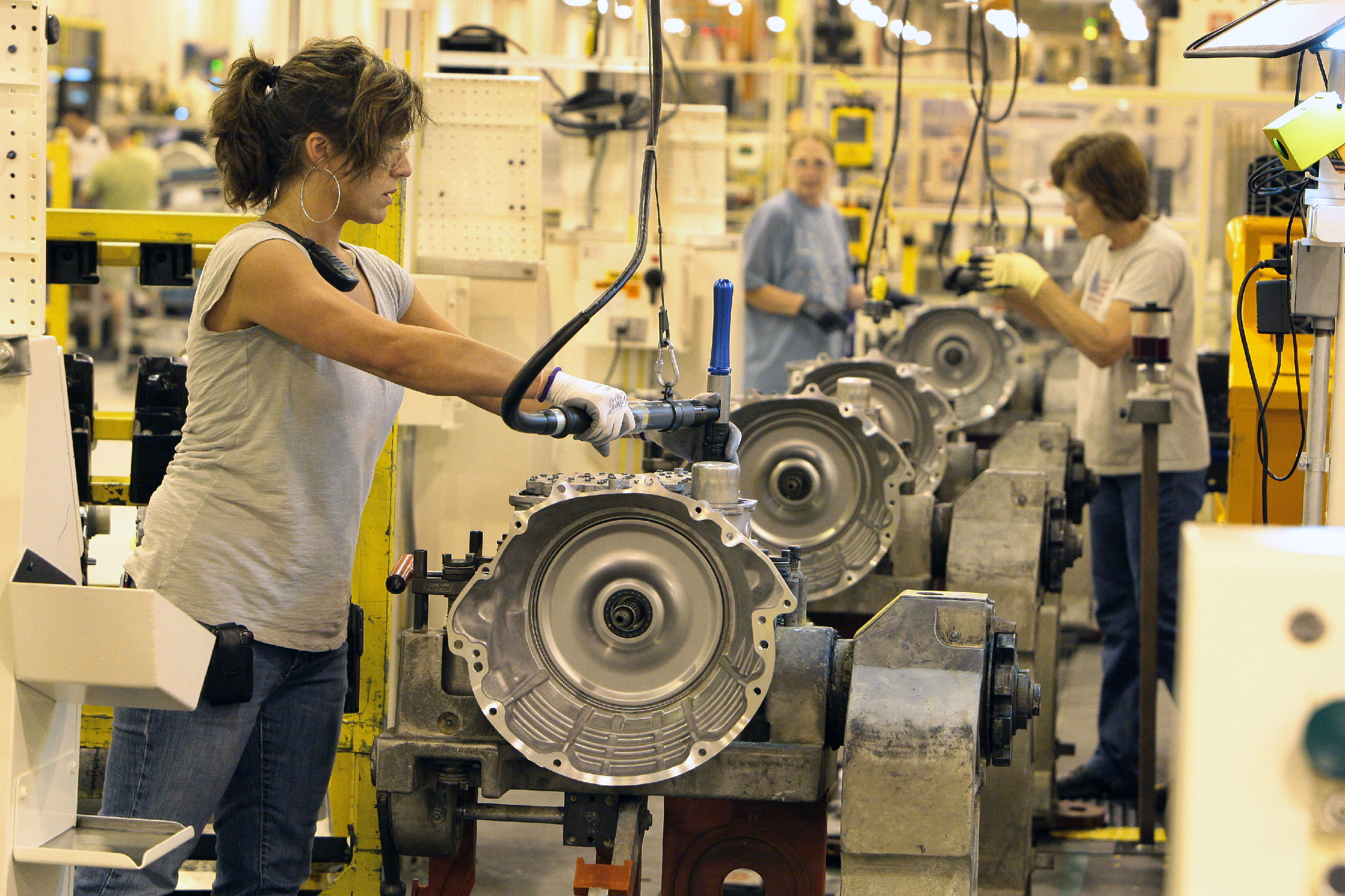 More Gears More Jobs Chrysler S 9 Speed Transmission